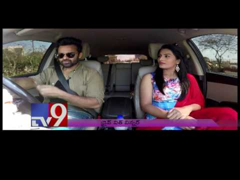 Long Drive With Supreme Hero Sai Dharam Tej - TV9 Exclusive