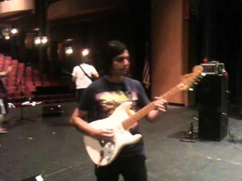 Faraz Anwar soundcheck Dallas 3