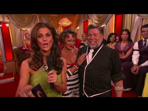 Thumb Steve Wozniak 2 en Dancing with the Stars baila Samba y hace el Worm