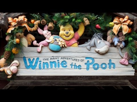 The Many Adventures of Winnie the Pooh 1080p - Disneyland, USA