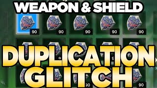 Weapon & Shield Duplication Glitch for Breath of the Wild *Patched* | Austin John Plays