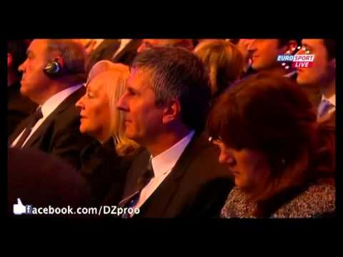 Messi winn gold ball 2013 Ballong d'award 2013 hd FiFa 13