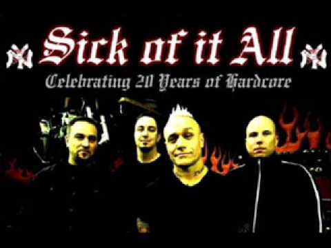 Sick Of It All - Consume