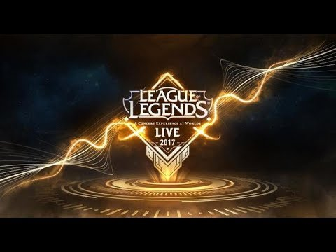 League of Legends Live: A Concert Experience at Worlds (2017)