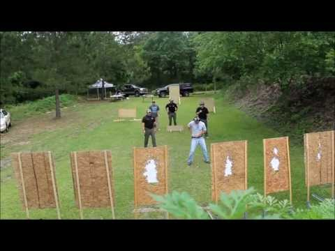 Training at Shoot and Move - Tallahassee, Florida