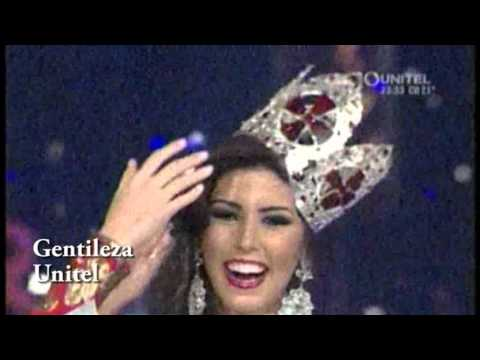 Sofía del Prado Prieto fue la ganadora del Reina Hispanoamericana 2015