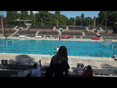 Futures Budapest Trip - Game 6 vs. UVSE (Margaret Island)