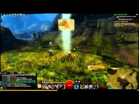 Guild Wars 2: Harathi Hinterlands Vista Guide HD