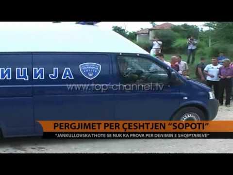 """Maqedoni, përgjimet për """"Sopotin"""" - Top Channel Albania - News - Lajme"""