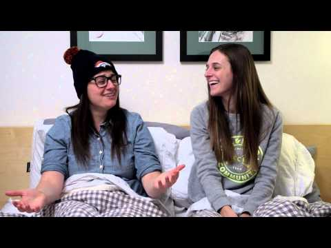Things Lesbians Should Stop Doing - Pillow Talk video
