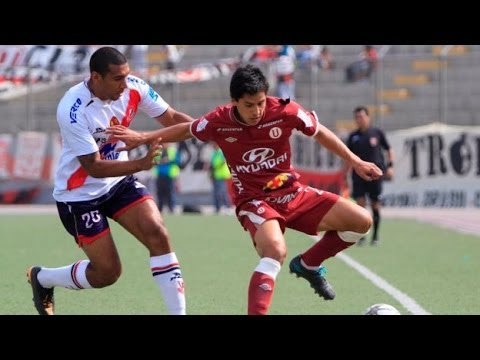 ► JOSE GALVEZ vs UNIVERSITARIO RESUMEN & GOLES Descentralizado Peru 2013 | 01/12/13