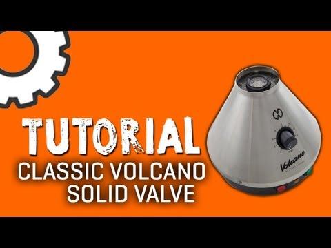 Classic Volcano Vaporizer w/ Solid Valve - Tutorial - TorontoV TV (HD)