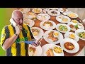 HE ORDERED EVERYTHING ON THE ROOM SERVICE MENU | Going In