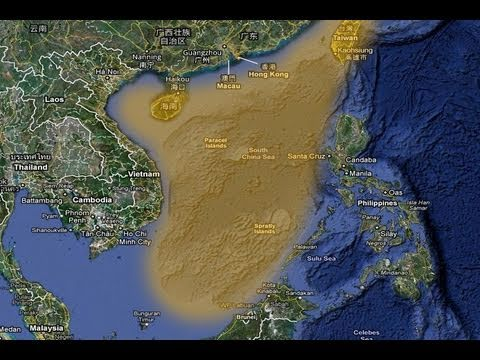 The South China Sea: Troubled Waters