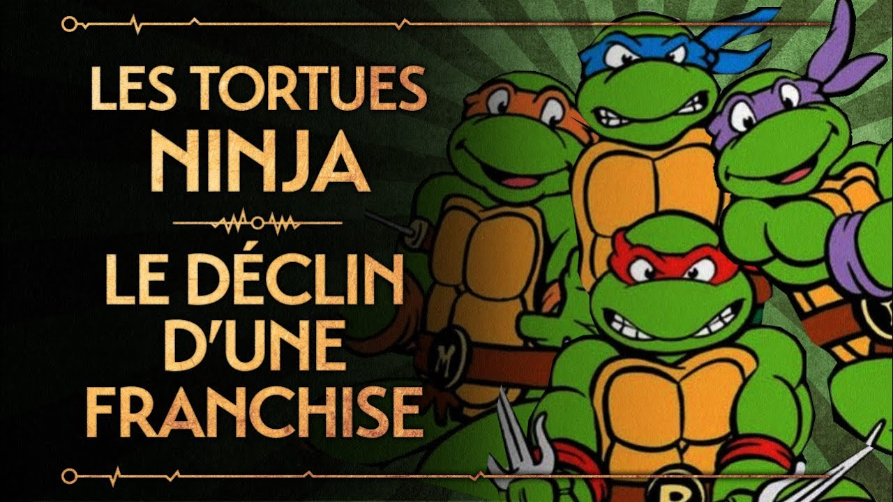 DREDP #2 Tortues Ninja Retrospective