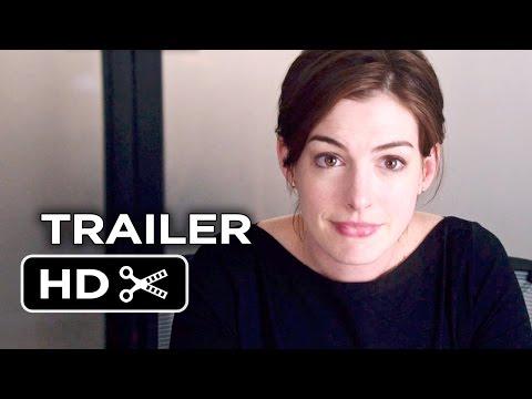 The Intern Official Trailer #1 (2015) - Anne Hathaway, Robert De Niro Movie HD