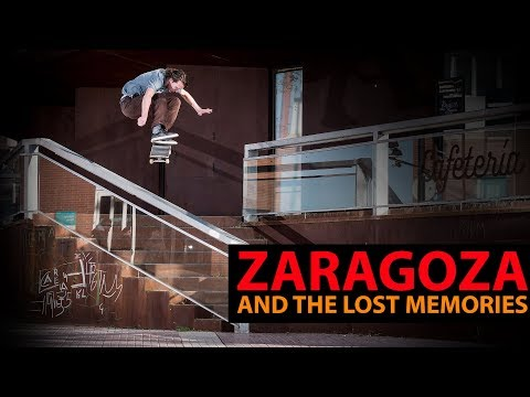 Zaragoza And The Lost Memories (Jelle Maatman, Robbin Oost, Rachid Addou)