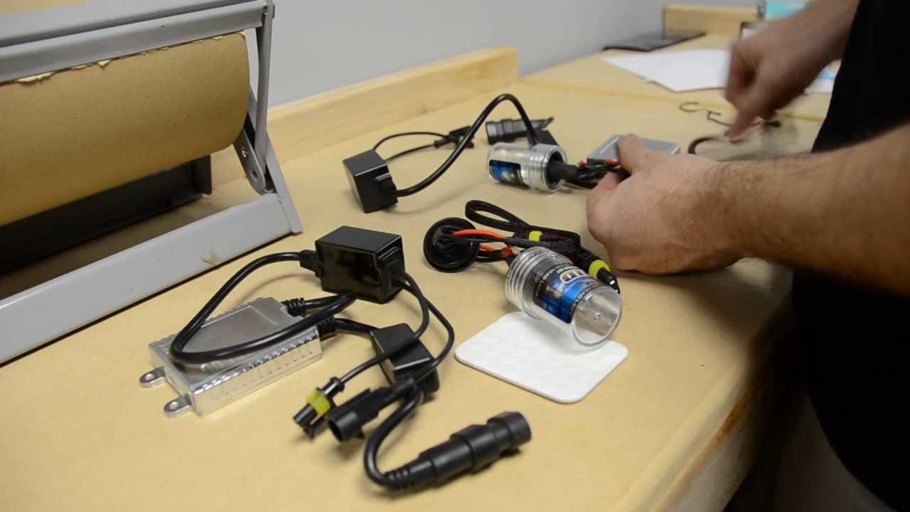 maxresdefault Xenon Hid Conversion Kit Wiring Diagram on
