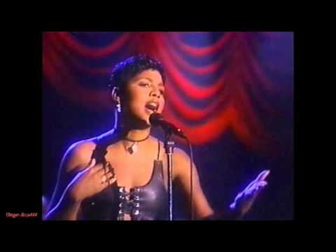 Toni Braxton (live) 'another Sad Love Song' video