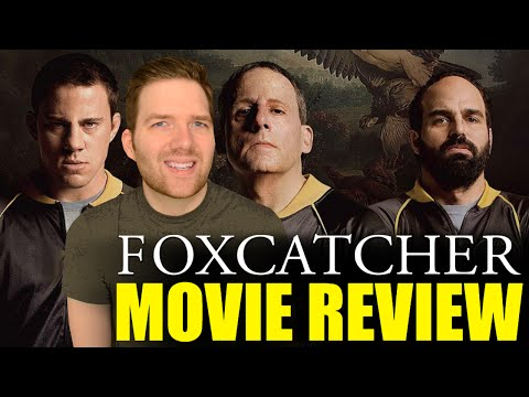 Foxcatcher - Movie Review