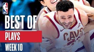 NBA's Best Plays   Week 10
