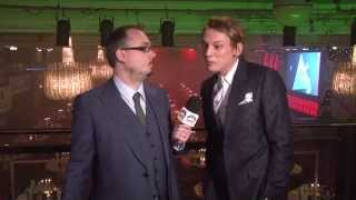 Jameson Empire Awards 2014 Live Stream: Jamie Campbell Bower | Empire Magazine
