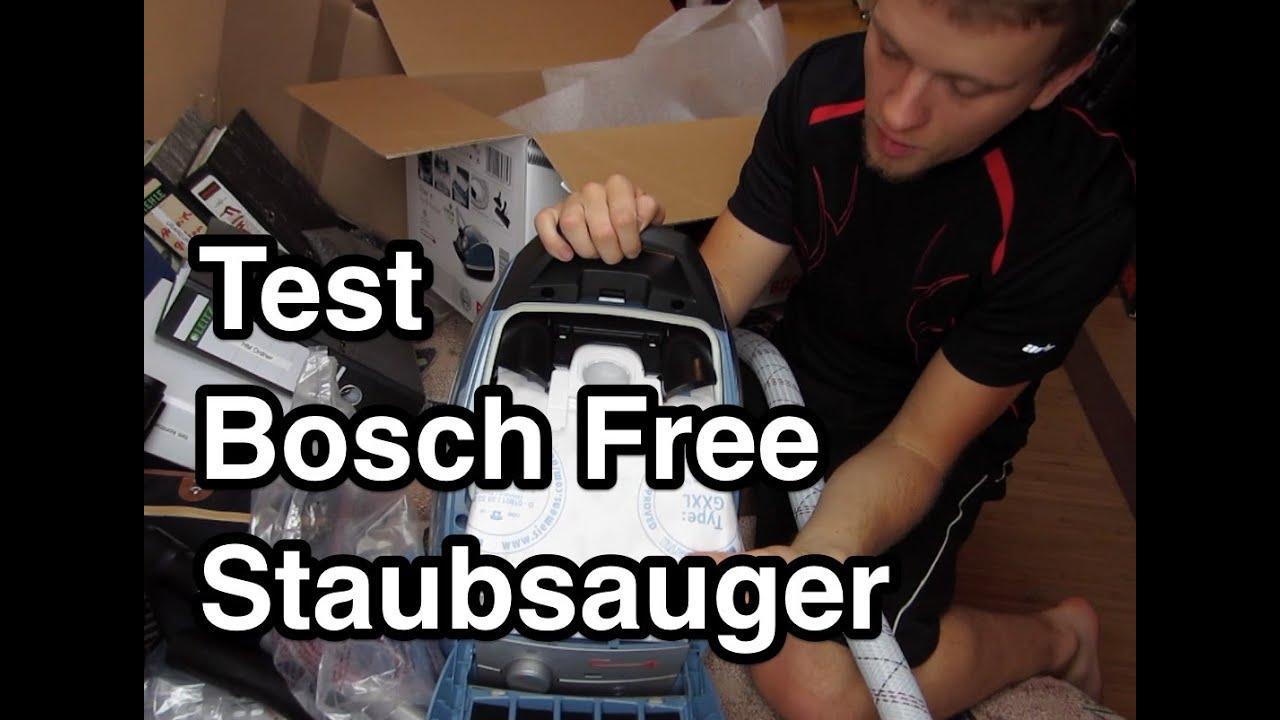 test bosch bsgl51338 bodenstaubsauger free 39 e proparquet. Black Bedroom Furniture Sets. Home Design Ideas