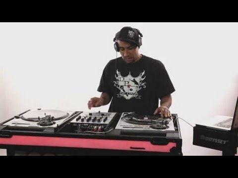 How to Scratch | DJ Lessons
