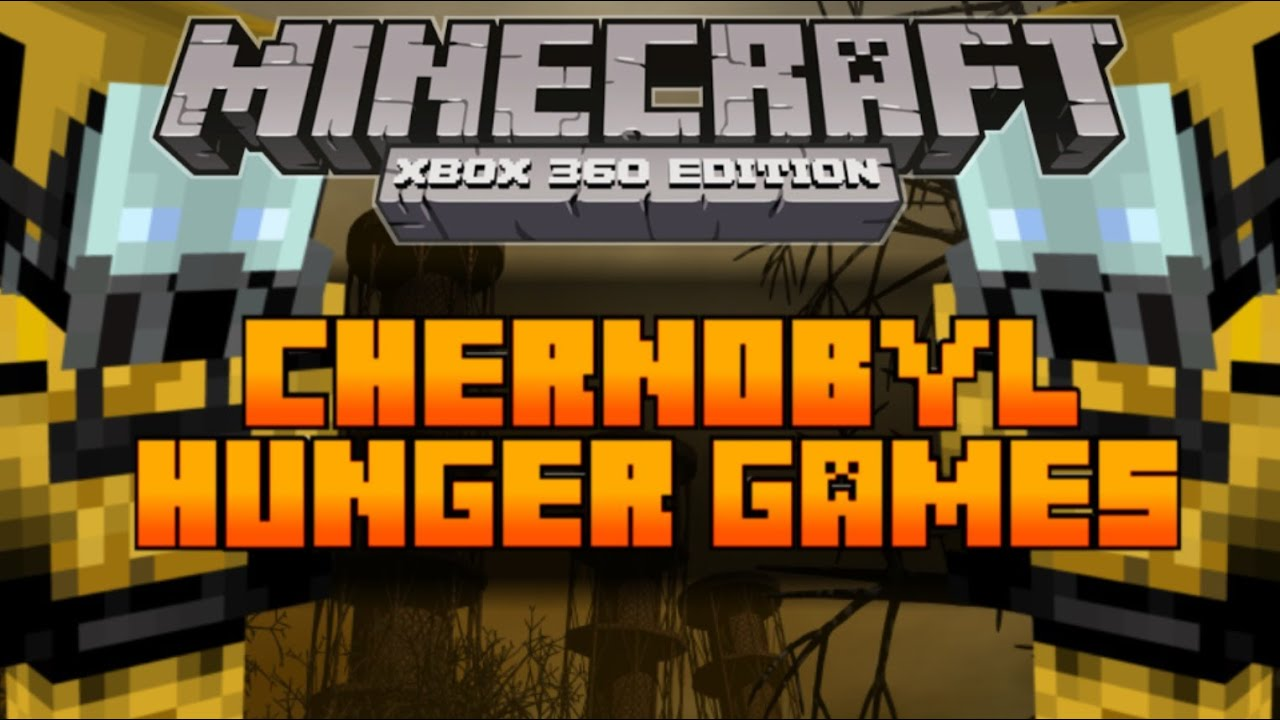 Xbox 360 Hunger Games : Minecraft xbox the hunger games map chernobyl