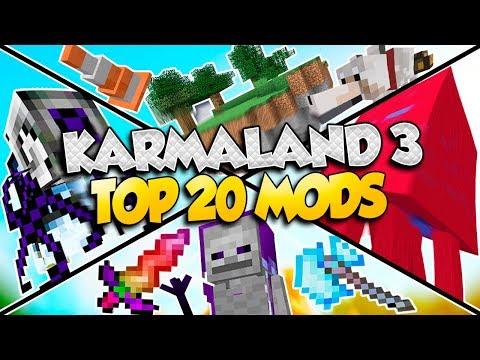 🚨TOP 20🚨   ¡LOS MEJORES MODS DE KARMALAND 3!   ¡ALUCINA CON ESTOS MODS!   CON DESCARGA