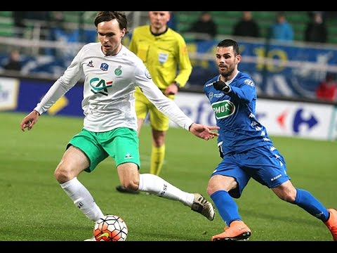 Coupe de France, 8es de finale : Troyes - Saint-Etienne (1-2 a.p.), le résumé