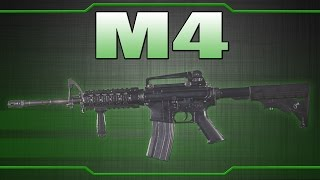 How Good Is The M4 Carbine? (Modern Warfare Remastered Weapon Guide)