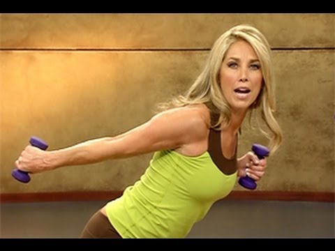 Upper Body Sculpt Workout with Denise Austin