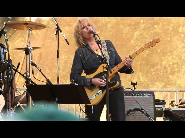 Joy - Lucinda Williams - 2014 Hardly Strictly Bluegrass 7756