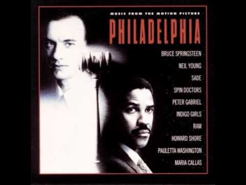Philadelphia Soundtrack - 1 - Streets of Philadelphia