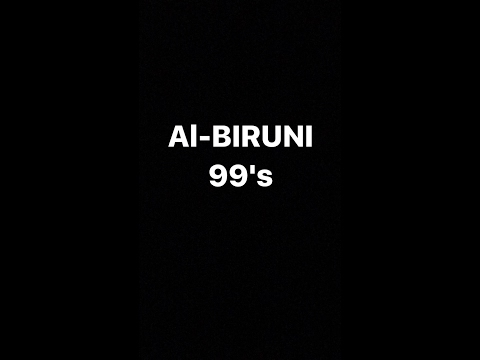 Al-Biruni 1999's Official Video