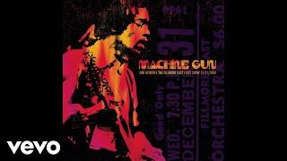 Jimi Hendrix - Power of Soul (Jimi Hendrix: Machine Gun: Fillmore East 12/31/1969) (Audio)
