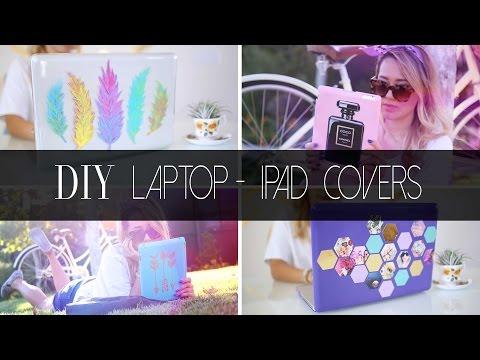 DIY Laptop & iPad Covers  | ANNEORSHINE