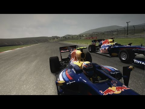 F1 2010 Gameplay: Turkish Grand Prix Istanbul Vote for my Career Mode Team - http://strawpoll.me/3583952/r Follow me on Twitter - https://twitter.com/Tiametm...