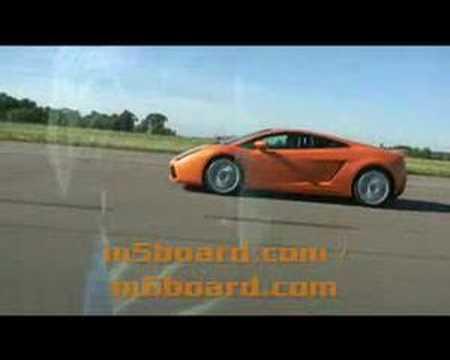 m5board.com: Porsche 911 GT3 RS (996) v Lamborghini Gallardo