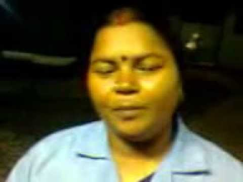 A video story from lady security guard- recorded by neha shivhare
