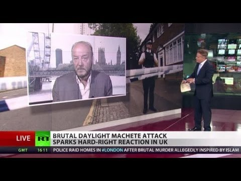 Islamist Frankenstein: 'UK wars radicalize millions'