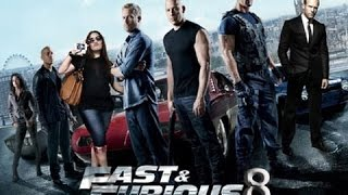 "Cast in ""The Fate of the Furious :fast and furious 8"""