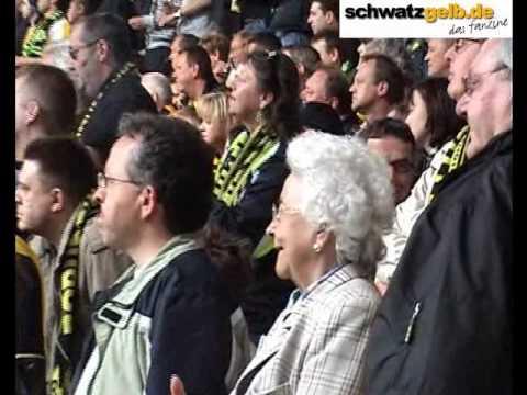 BVB - Wolfsburg Part 3/4 Ihr werdet nie Deutscher Meister! Borussia Dortmund Fans Stimmung