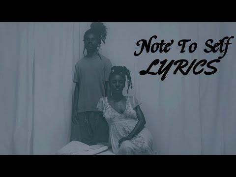 Download  Jah9 Ft Chronixx - Note To Self s Gratis, download lagu terbaru