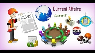 CURRENT AFFAIRS PART - I (16-17) IMPORTANT FOR #WBCS #IAS #SSC #CGL