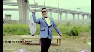 gangname style new  psy  nhac han quoc hay  nhay ngua han quoc.flv