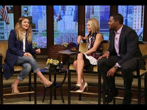 Drew Barrymore Talks Pregnancy