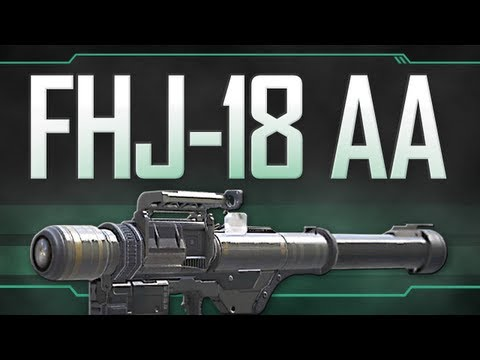 FHJ-18 AA - Black Ops 2 Weapon Guide