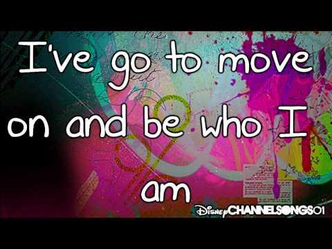 High School Musical - Gotta Go My Own Way With Lyrics